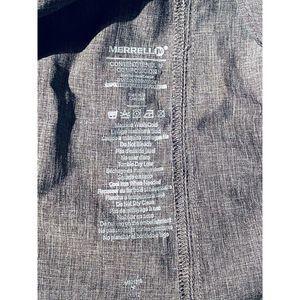 Merrell Shirts - Merrell Men's Button Down Short Sleeve Shirt XXL